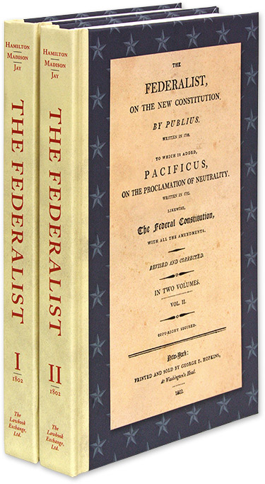 To Which is added, Pacificus, On the Proclamation of Neutrality.