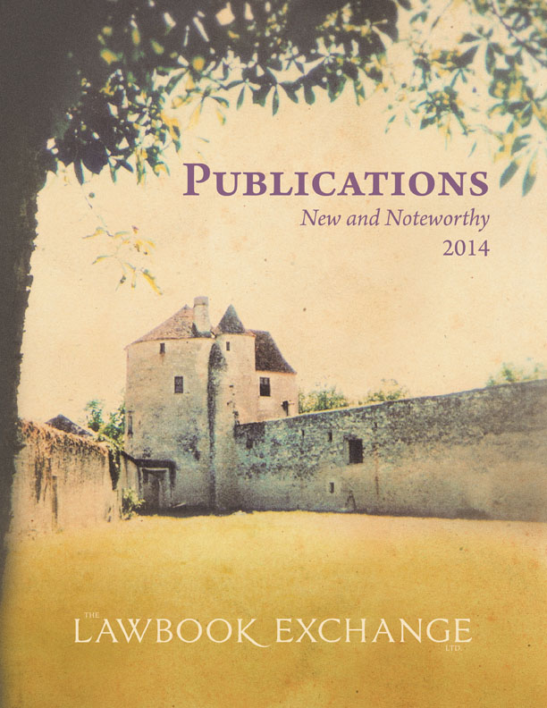 Publications: New and Noteworthy, 2014