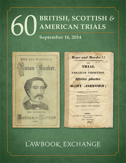 60 British, Scottish and American Trials
