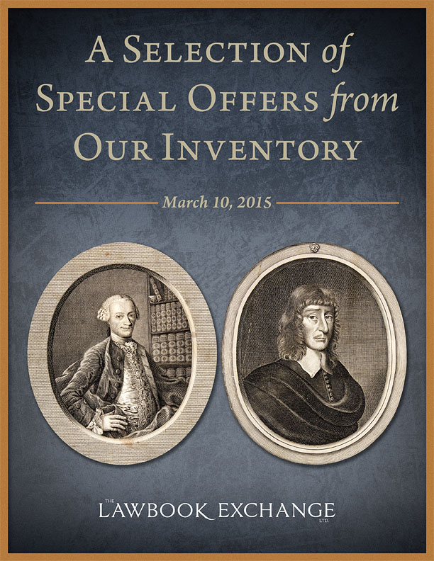 A Selection of Special Offers from Our Inventory