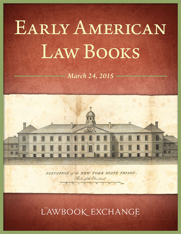 30 Early American Law Books