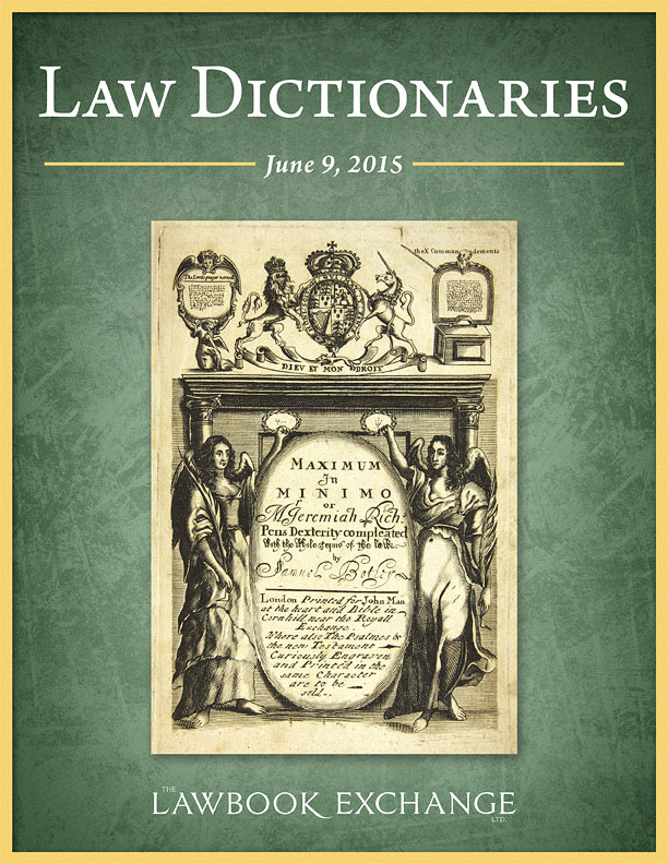 28 Law Dictionaries