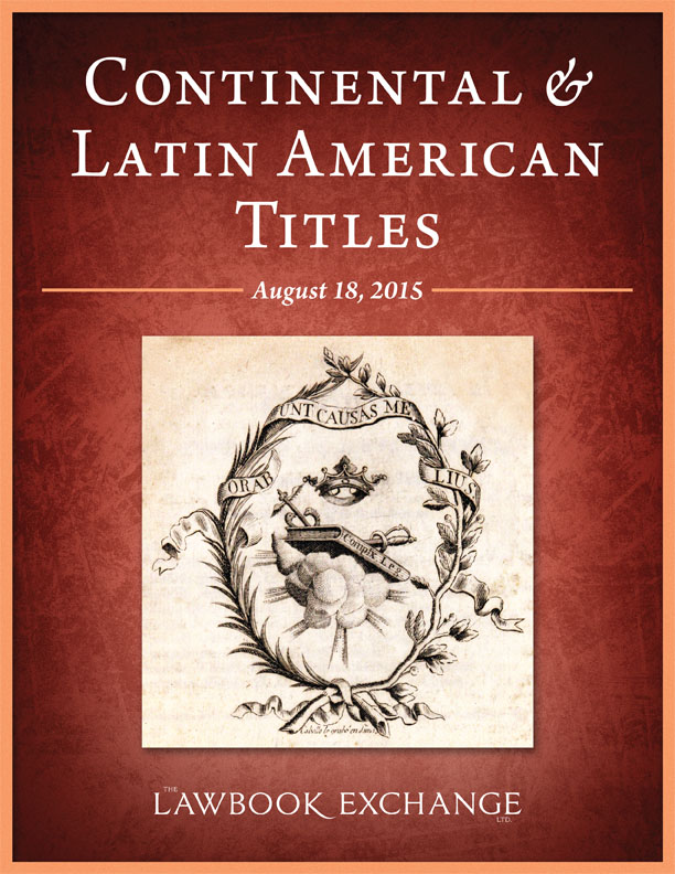 Continental and Latin American Titles