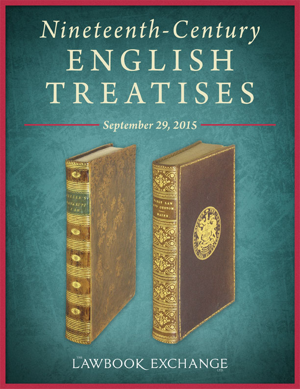 Nineteenth-Century English Treatises