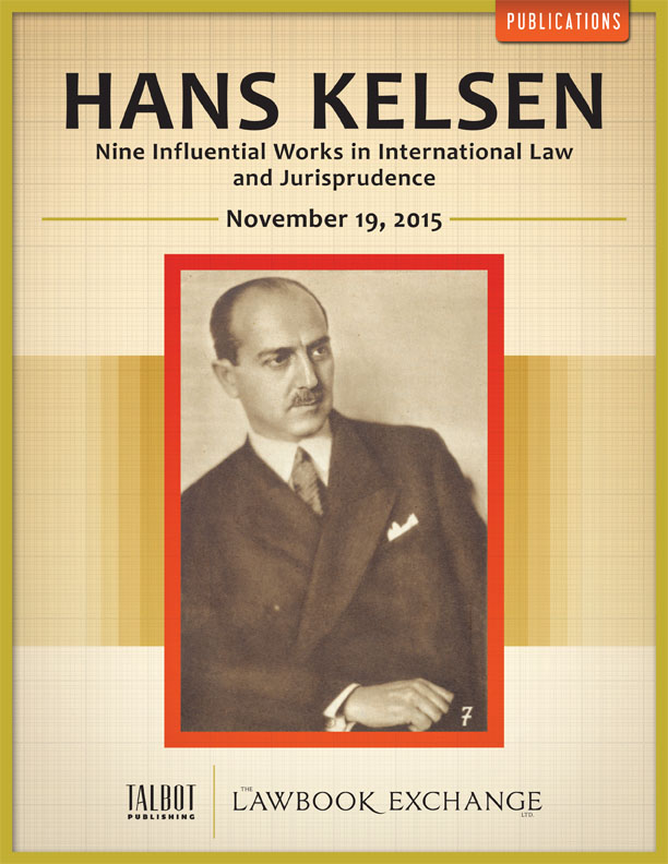 Hans Kelsen: Nine Influential Works in International Law and Jurisprudence
