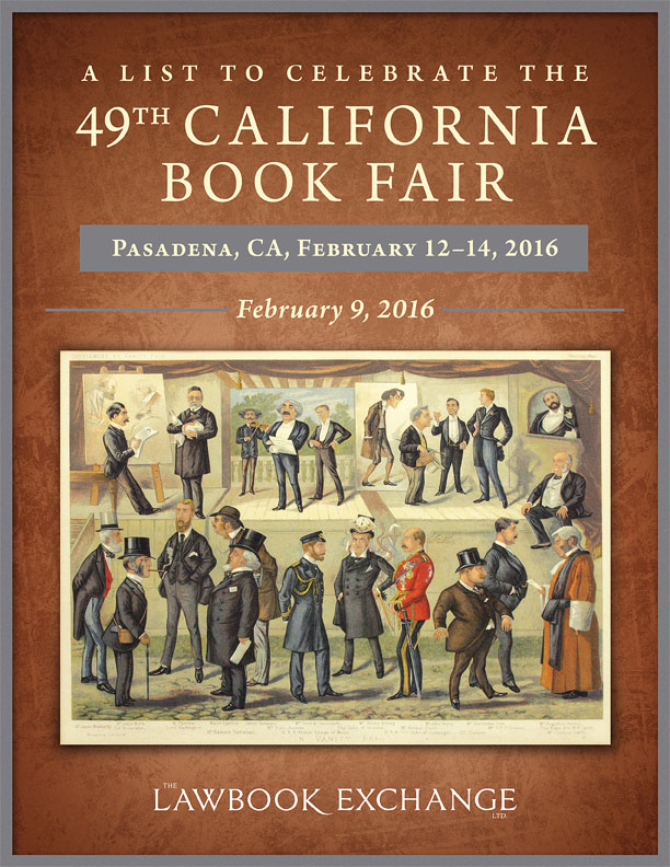 A List to Celebrate the 49th California Book Fair