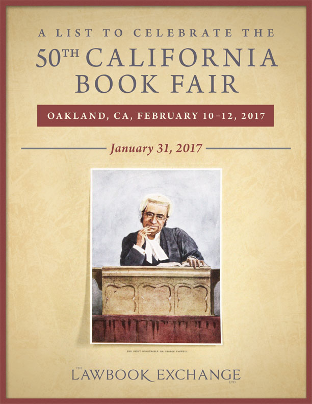 A List to Celebrate the 50th California Book Fair