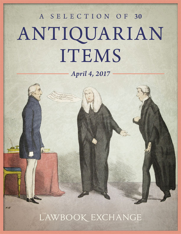 A Selection of 30 Antiquarian Items