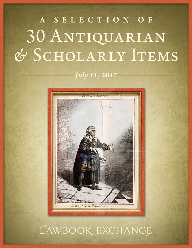 A Selection of 30 Antiquarian and Scholarly Items
