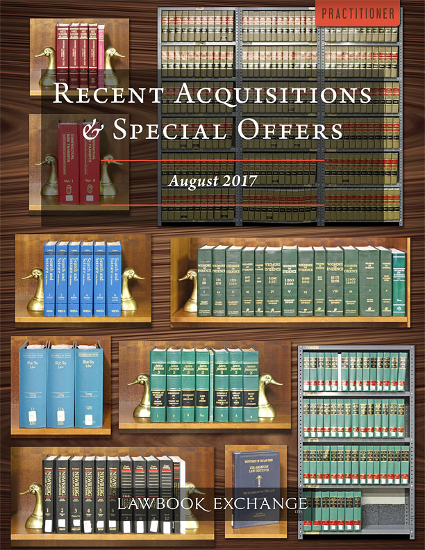Recent Acquisitions & Special Offers