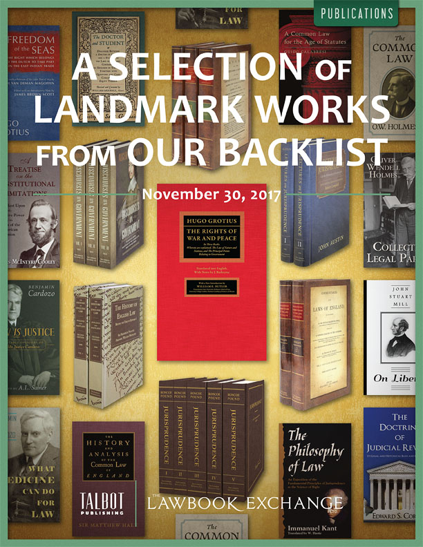 A Selection of Landmark Works from our Backlist