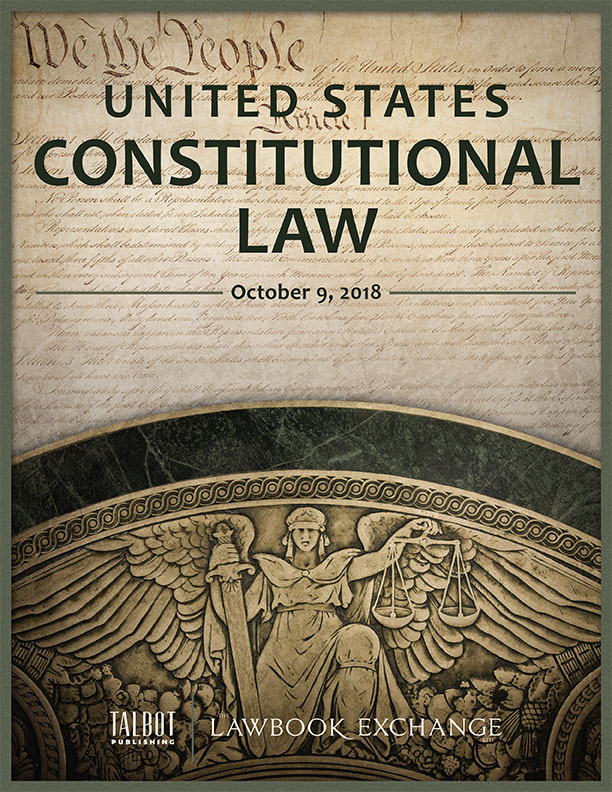 US Constitutional Law