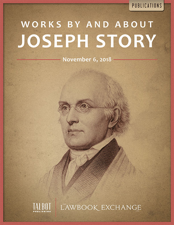 Works by and about Joseph Story