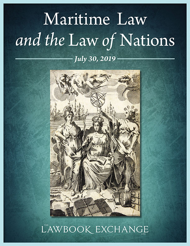 Maritime Law and the Law of Nations