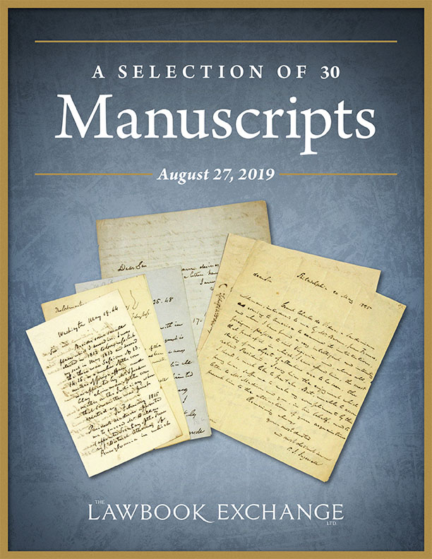 A Selection of 30 Manuscripts