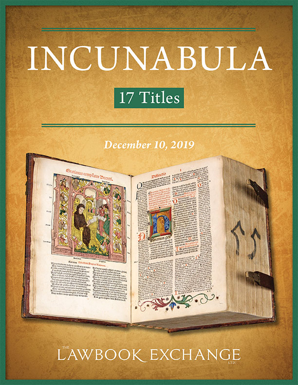 Incunabula: 17 Titles