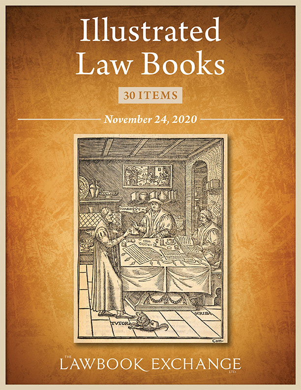 Illustrated Law Books: 30 Items