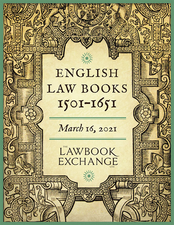 English Law Books, 1501–1651