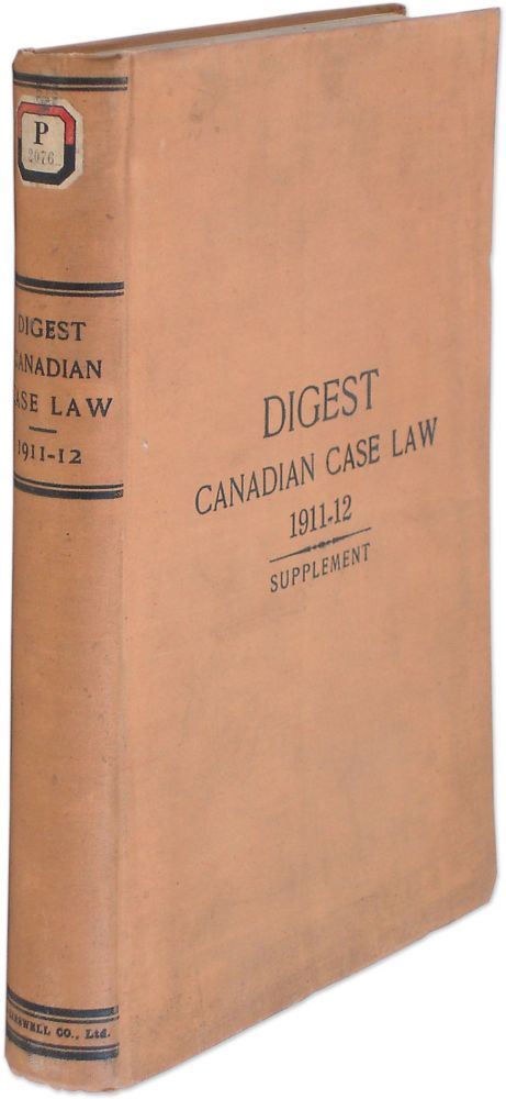 cases in canadian law This site deals with maritime law, admiralty law, shipping law, marine law, fisheries law, the law of marine insurance and the law of the sea, ships and shipping it contains a large database of canadian court decisions in these areas of law as well as commentaries and papers on various topics.