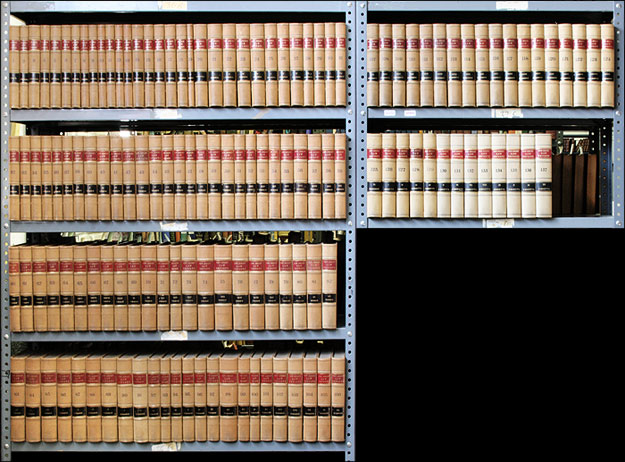 SONEY & SAGE - New Jersey Law Reports. Vols. 1-137 (1798-1948)