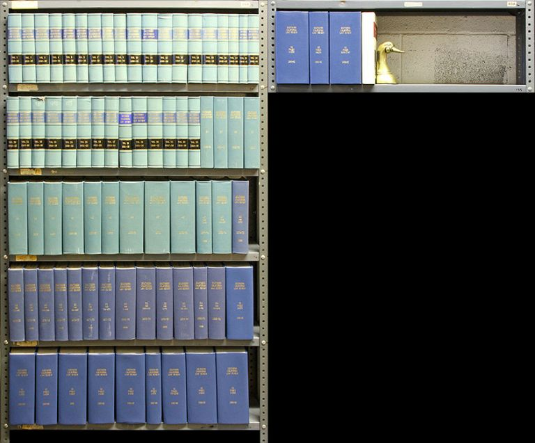 Southern California Law Review. vols. 1 to 66-1 (1927-1992). University of Southern California.