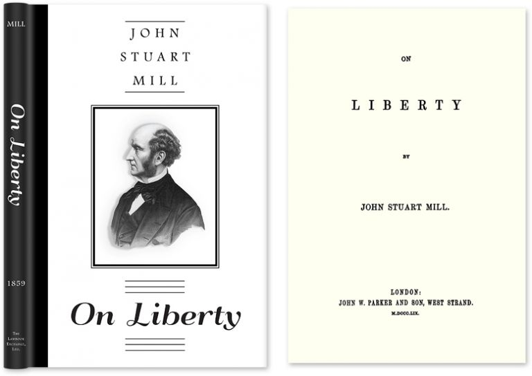 On Liberty. John Stuart Mill.