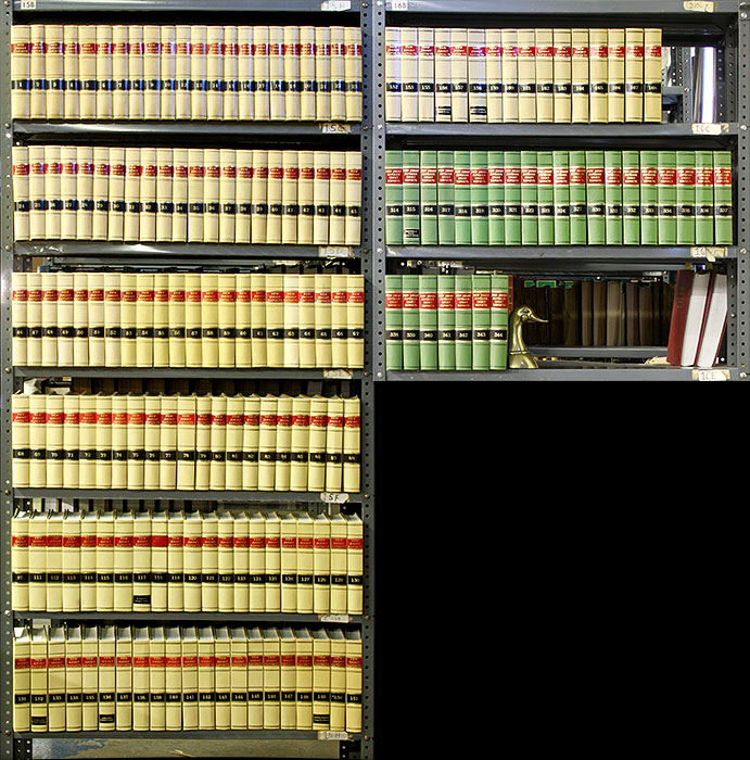 New Jersey Reports and New Jersey Superior Reports. 172 Vols. Thomson Reuters.
