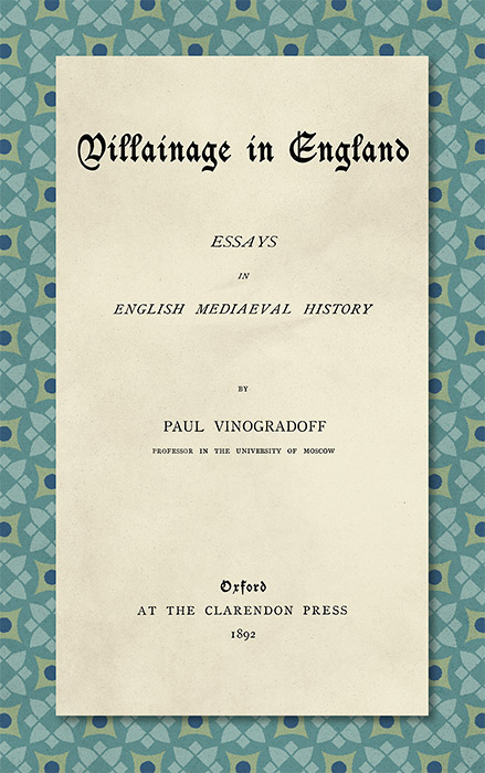 villains in england essays in english mediaeval history