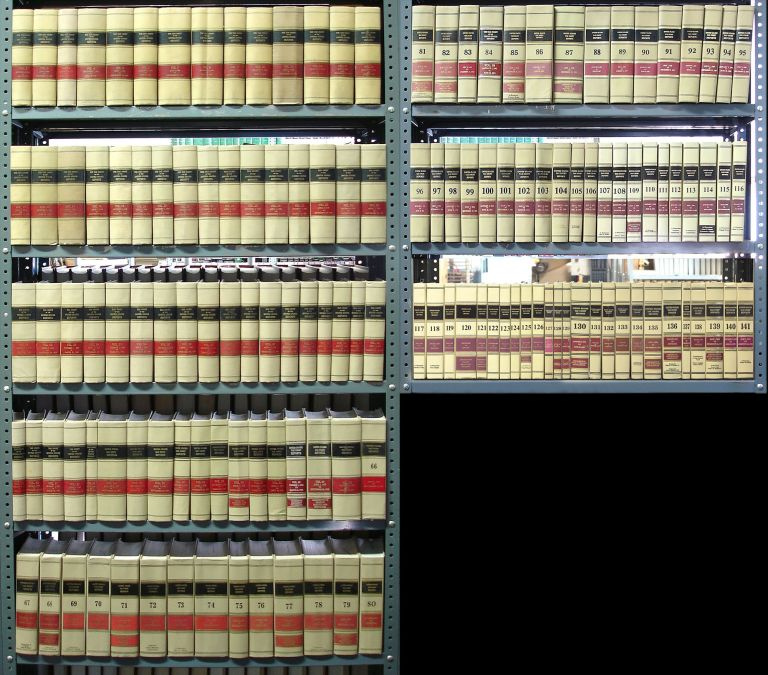 Tax Court Reports of the United States. Vols. 1 to 141 (1942-2013). United States Tax Court.