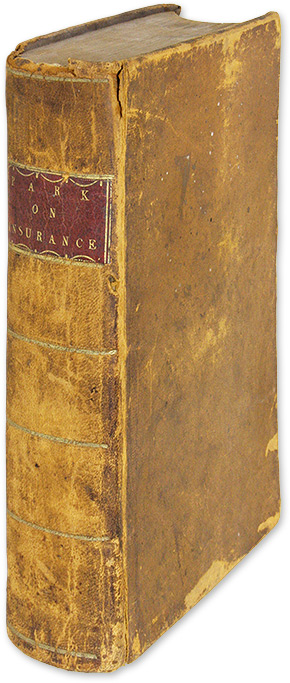 A System of the Law of Marine Insurances: With Three Chapters On. Francis Hopkinson, James Allan Park.