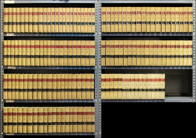 New Jersey Equity Reports. vols. 1 to 142. (1830-1948). Soney, Sage.