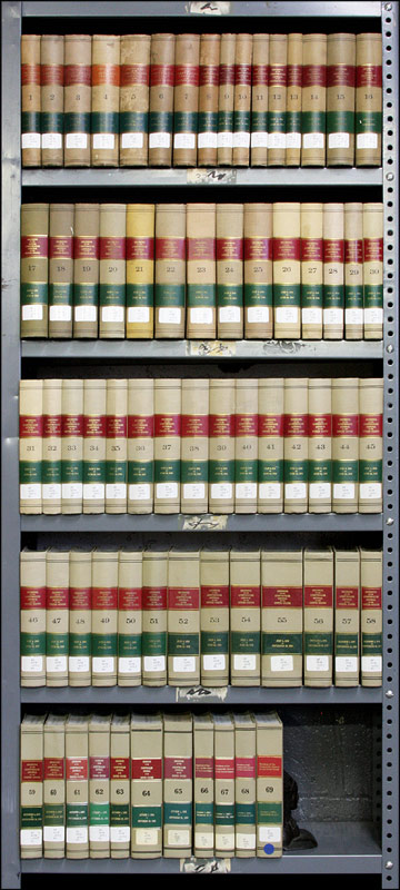 Decisions of the Comptroller General of the United States. Vols 1-69. U S. General Accounting Office.