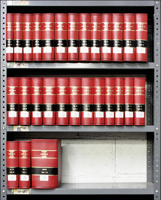 Decisions of the Comptroller of the Treasury. Vols. 1-27 (1894-1921). United States Comptroller of the Treasury.