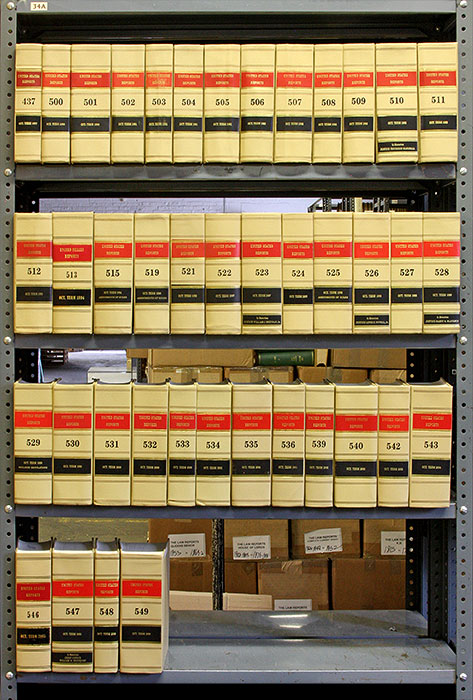 United States Reports. Official edition. 41 Misc. Vols. (1977 to 2008). United States Supreme Court.