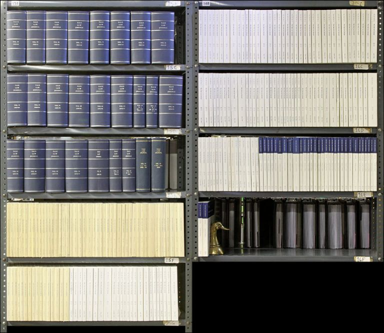 Yale Law Journal. Vols. 69 to 105 (1959-1996). Yale Law Journal Co.
