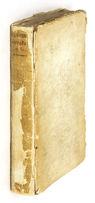 Litteratura Iuris. Final Edition, with two Folding Plates. Karl Ferdinand Hommel.