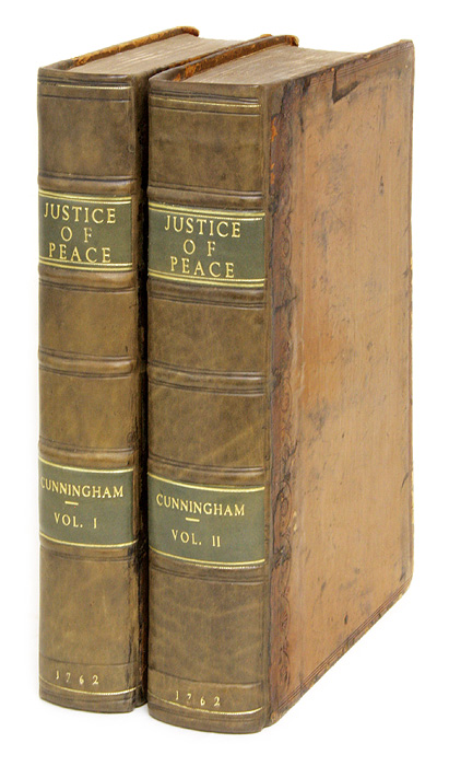 The Practice of a Justice of Peace, Containing the Statutes Which. Timothy Cunningham.
