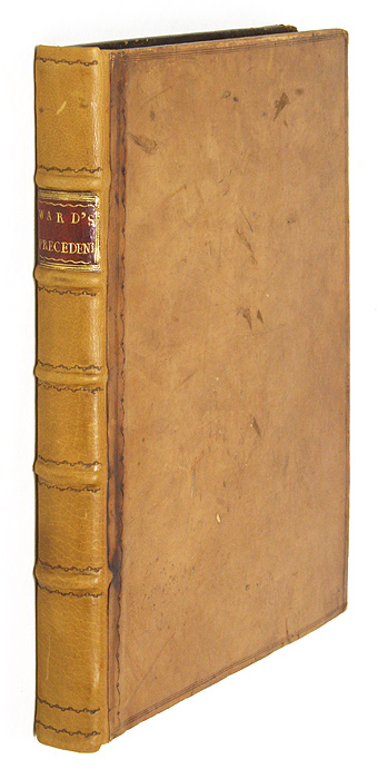 The Precedents and Supplement to the Law of a Justice of Peace. John Ward Dudley and Ward, Viscount, Cunningham T., Dudley, John Ward Ward, Viscount.