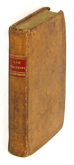 The Gentleman's Law Magazine: Containing a Variety of the Most. John Simmons.