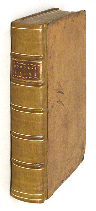 The Speeches and Judgement of the Right Honourable the Lords. Trial, Douglas Cause, William Anderson.