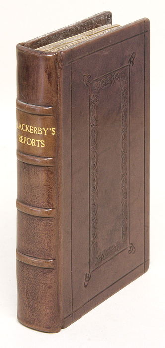 The Reports of Cases Adjudg'd in the Courts at Westminster, &c. Samuel Blackerby.