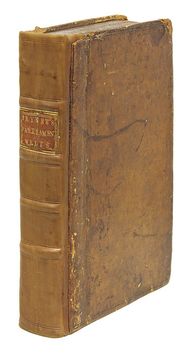 Brevia Parliamentaria Rediviva, In XIII Sections, Conteining. William Prynne.
