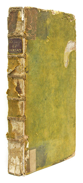 Tractatus de Miserabilium [Bound with] De Restitutorio Interdicto. Giovanni Antonio Novario, Orazio Barbato.