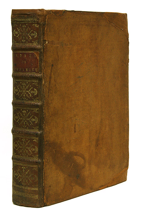 Discourses Concerning Government, By Algernon Sidney, With His. Algernon Sidney, Thomas Hollis.