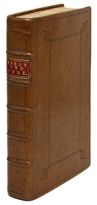 Baron and Feme, A Treatise of the Common Law Concerning Husband and. Great Britain Marriage Law.