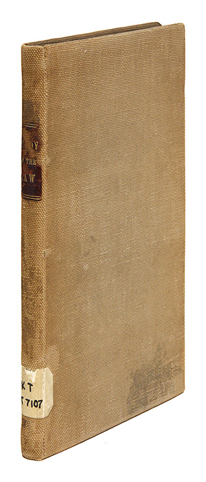 A Treatise on the Study of Law: Containing, Directions to Students, William Murray, 1st Earl of Mansfield, J. Dunning.
