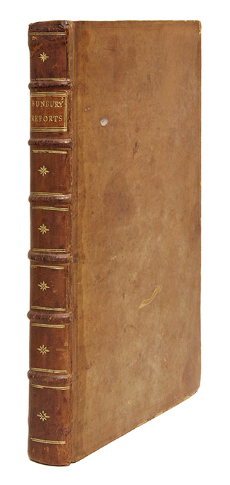 Reports of Cases in the Court of Exchequer, From the Beginning. William Bunbury, George Wilson.