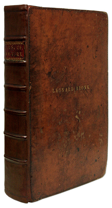 Laws of the State of New-York, Comprising the Constitution, And the. New York, Samuel Jones, Richard Varick.
