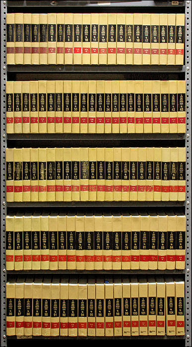 United States Patents Quarterly 2d. Vols. 1-102 (1987-2012). Bloomberg BNA. Bureau of National Affairs.