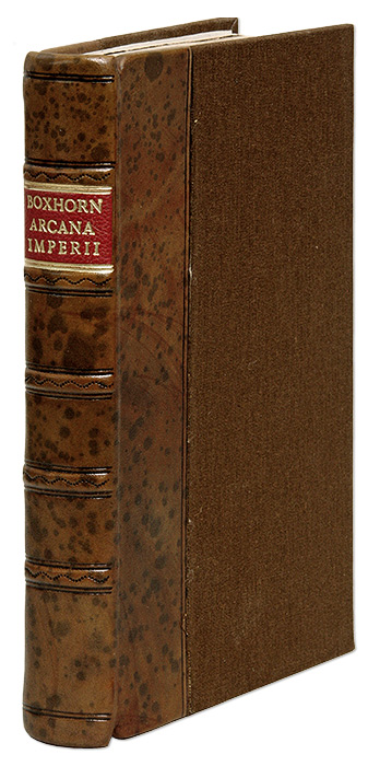 Arcana Imperii Detecta: Or, Divers Select Cases in Government. Marcus Zuerius Boxhorn.